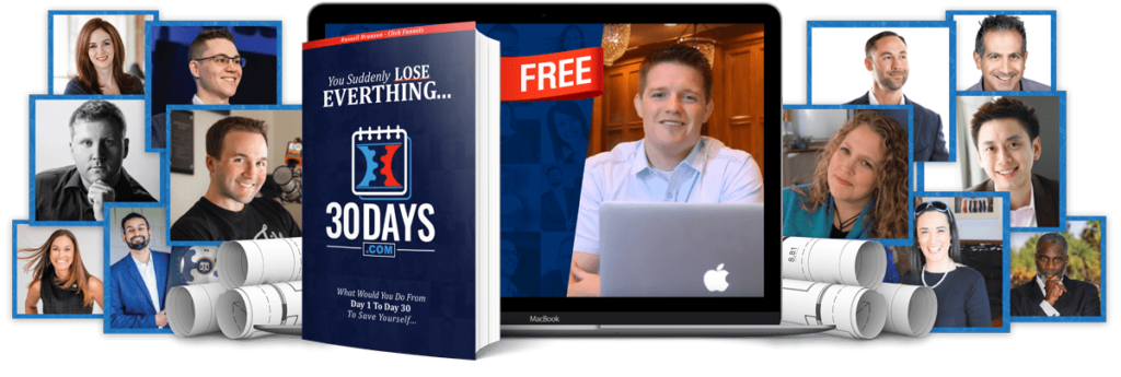 one funnel away 30 day challenge blueprint